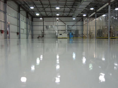 Epxoy Flooring Application for Commercial, Industrial, and Residential Buildings