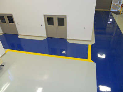 Durable Epoxy Floor Coating
