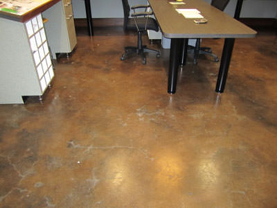 Epoxy Floor Coating Installation in St. Louis