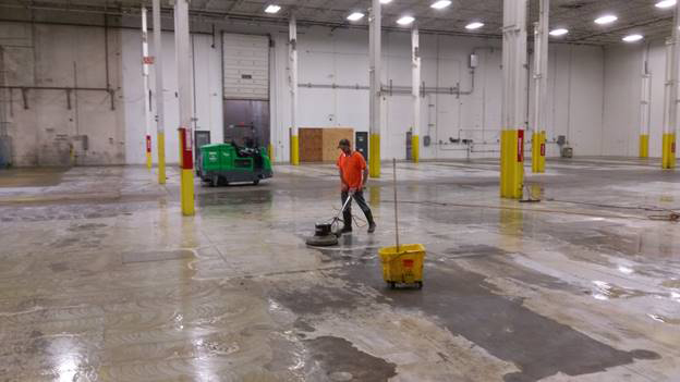 Concrete Grinding Contractors In Missouri Advanced