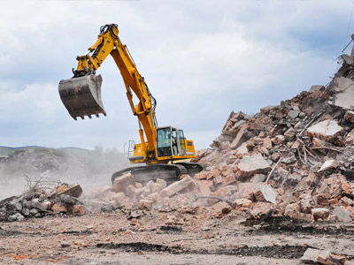 Building Demolition Services for St. Louis, St. Charles, & Columbia, Missouri
