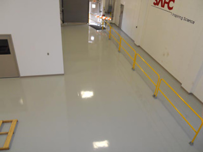 Epoxy Flooring Installation for Commercial, Residential, and Industrial Buildings