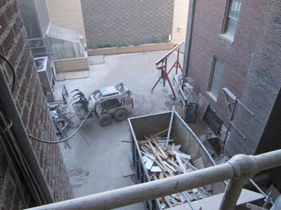 Interior Demolition Services in Missouri